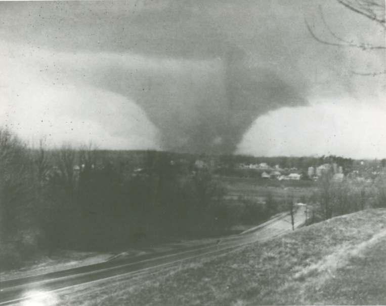 Worst U S  Tornado Out...