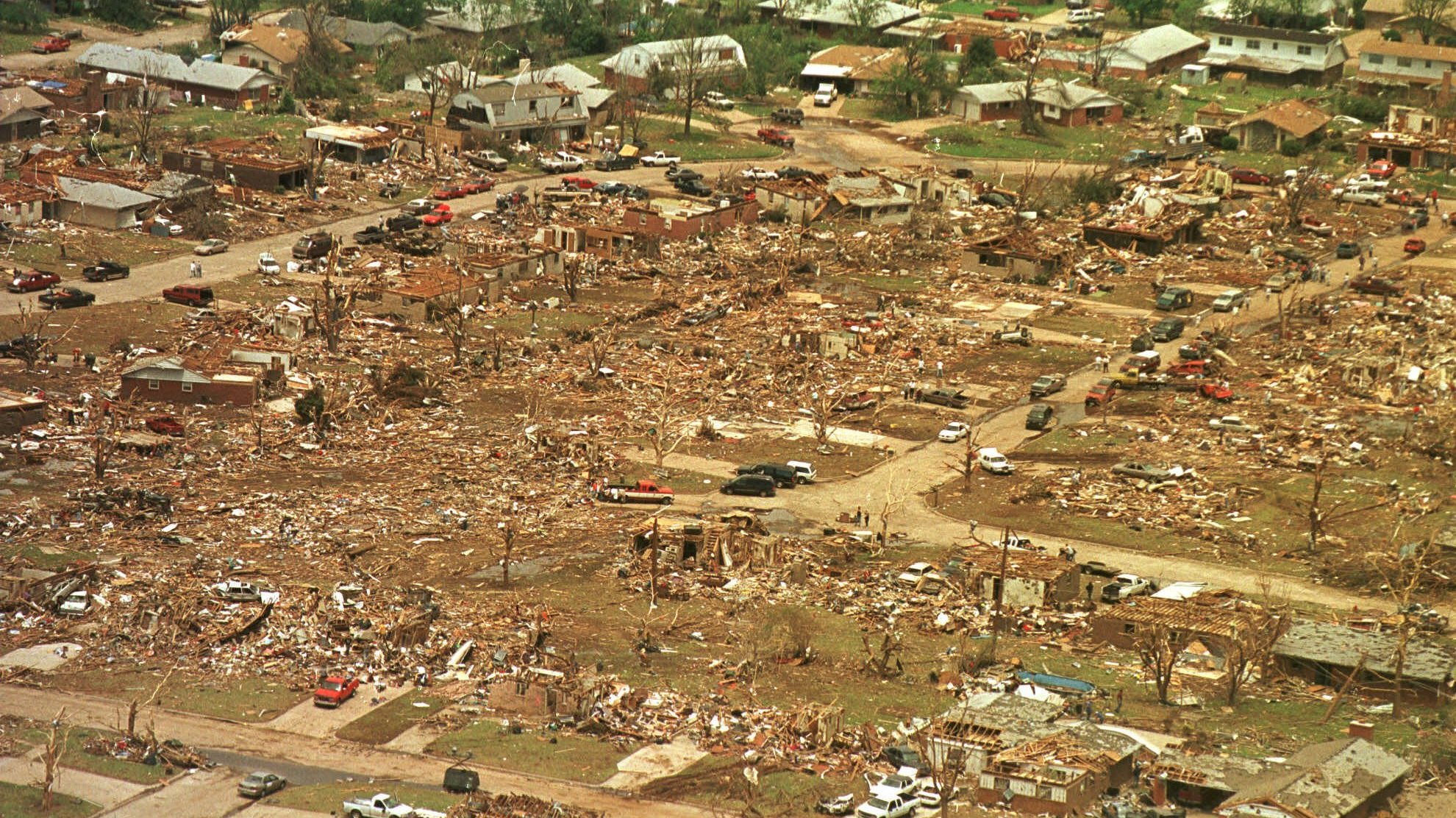 Worst U S Tornado Outbreaks Of All Time
